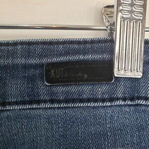 Kut from the Kloth Jeans - Kut From The Kloth Medium Wash Boot Cut Jeans